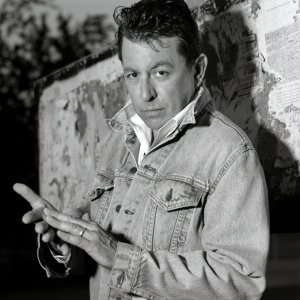 Art at The DEN - Joe Ely